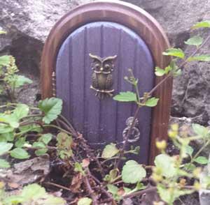 small fairy door