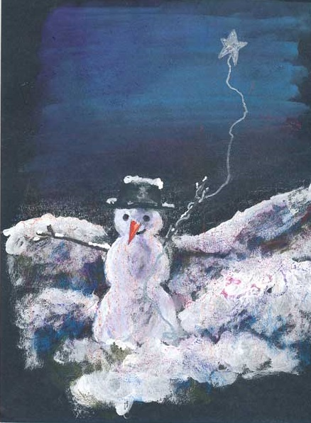 Snowman of Hope