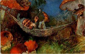hammock gnome