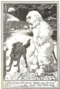 Snowman Ford