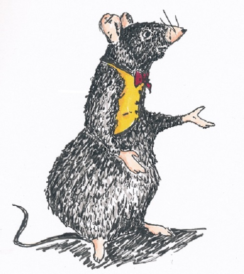 Rat Oratio, The Rat's Speech