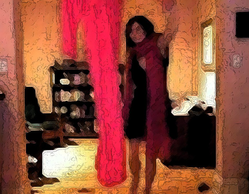 Dancing with the Red Dress and Other Animate Things