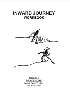 IBook cover - Inward Journey Workbook