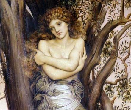 Daughter of Erysichthon