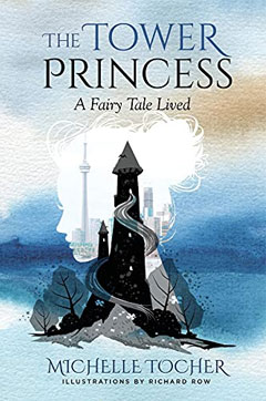 The Tower Pricess Book Cover